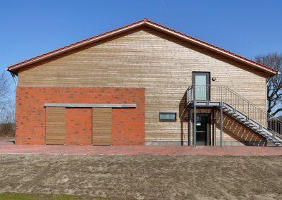 Dorfgemeinschaftshaus Nübel mit Feuerwehr 3