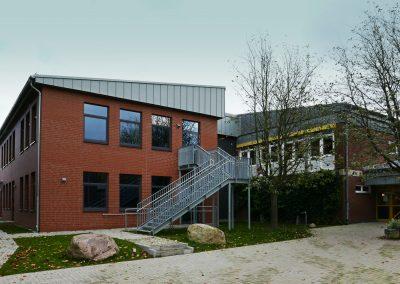 Erweiterung Theodor-Storm-Schule Bad Segeberg 1