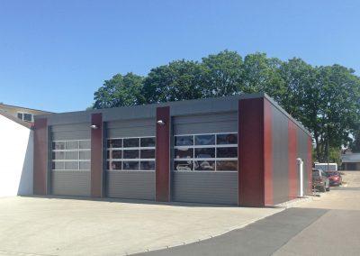 Feuerwehr Bordesholm Erweiterung 2