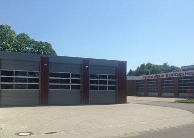 Feuerwehr Bordesholm Erweiterung 3