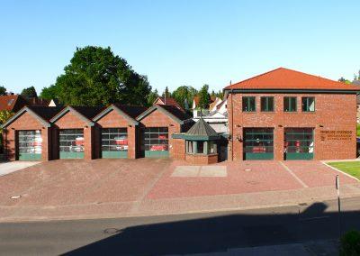 Feuerwehr Großhansdorf Erweiterung