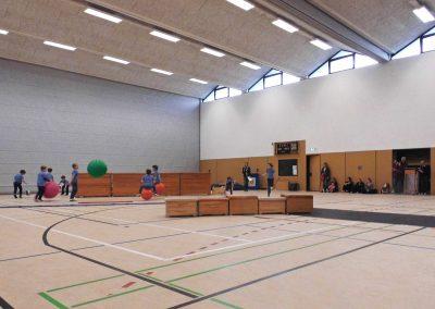 Sanierung Sporthalle Felde 4