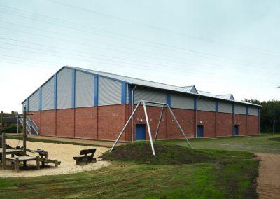 Sporthalle Kummerfeld 3