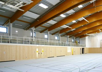 Sporthalle Kummerfeld 4