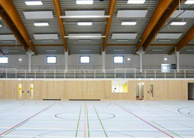 Sporthalle Kummerfeld 5