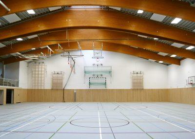 Sporthalle Kummerfeld 6