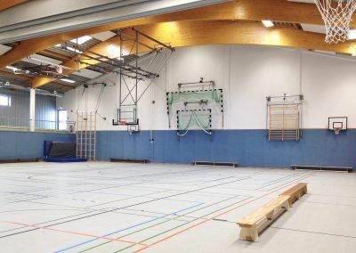 Sporthalle Pinneberg 4