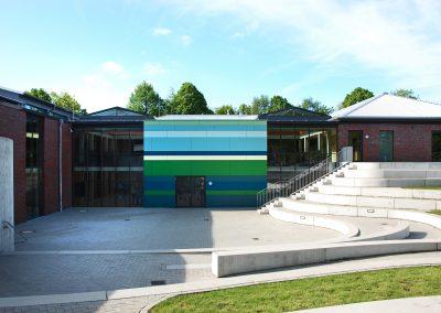 Sporthalle Todenbüttel 1